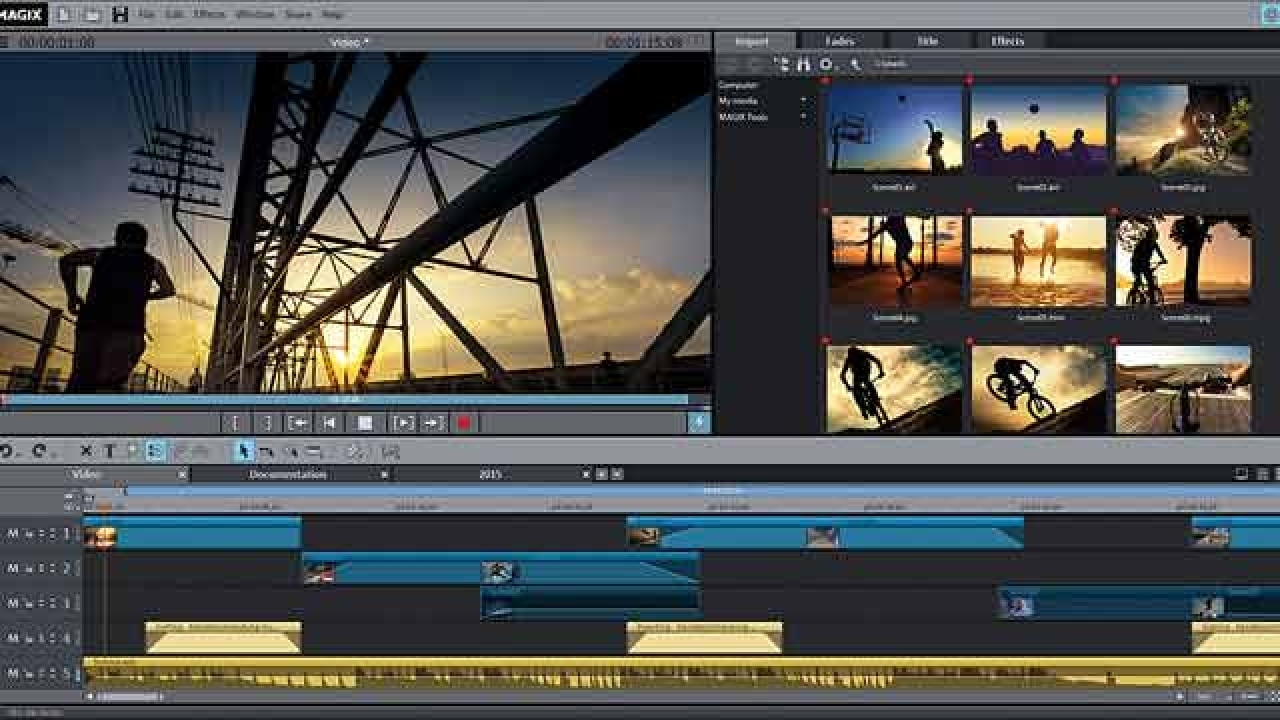 MAGIX Movie Edit Pro Premium Activation Code