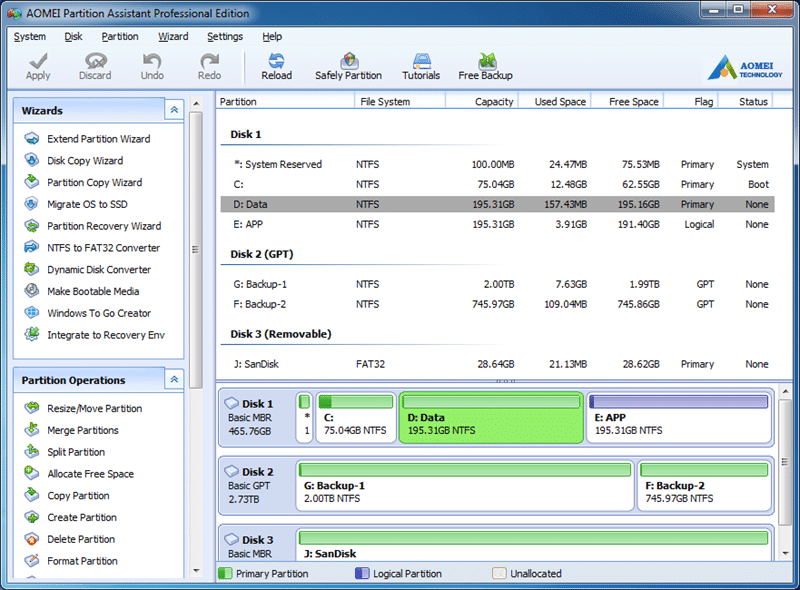 AOMEI Partition Assistant Crack 9.2 With License Key Download [Latest]