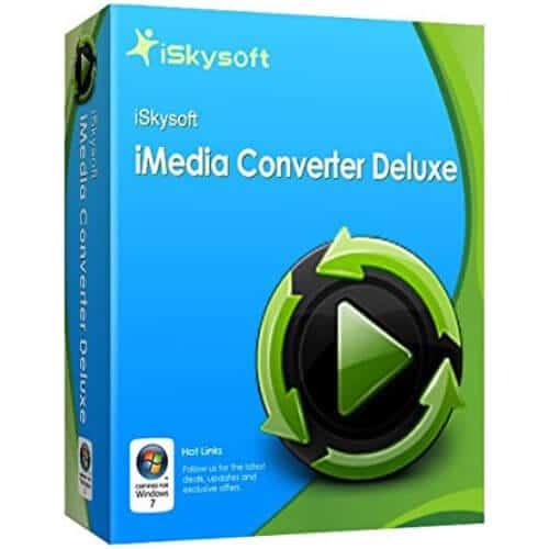 iSkysoft iMedia Converter Deluxe Serial Key
