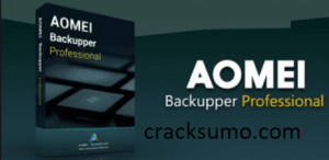 AOMEI Backupper Professional 4.6.3 Crack with Key Free 2019 Download