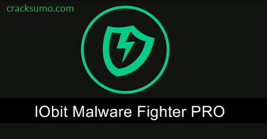IObit Malware Fighter Pro 7.1.0 Crack with Key (2019) Latest Version