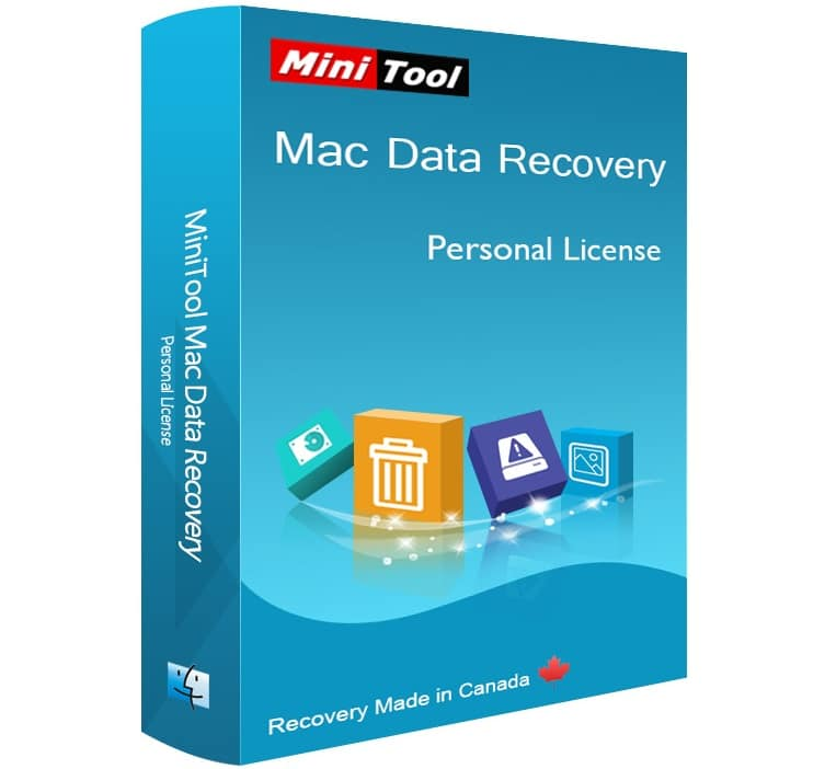 MiniTool Mac Data Recovery 3.0.2 Crack