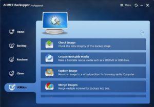 AOMEI Backupper Professional 5.5.0 Crack