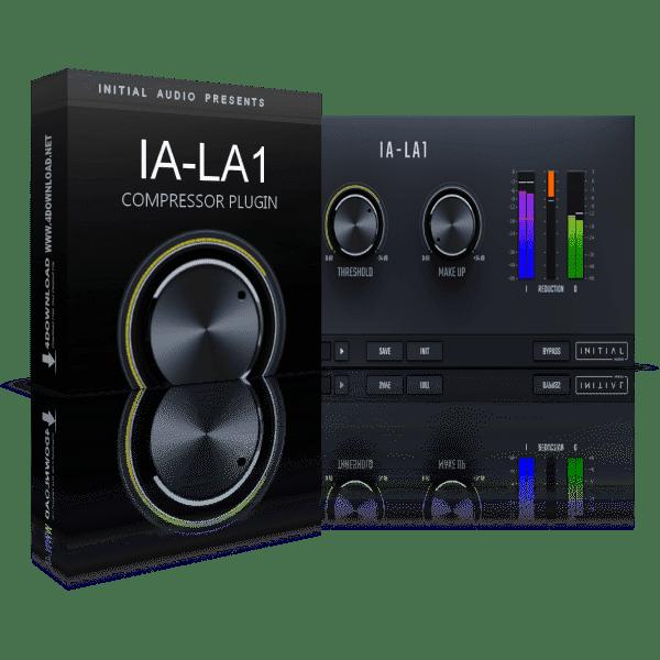 Initial Audio IA-LA1 Compressor